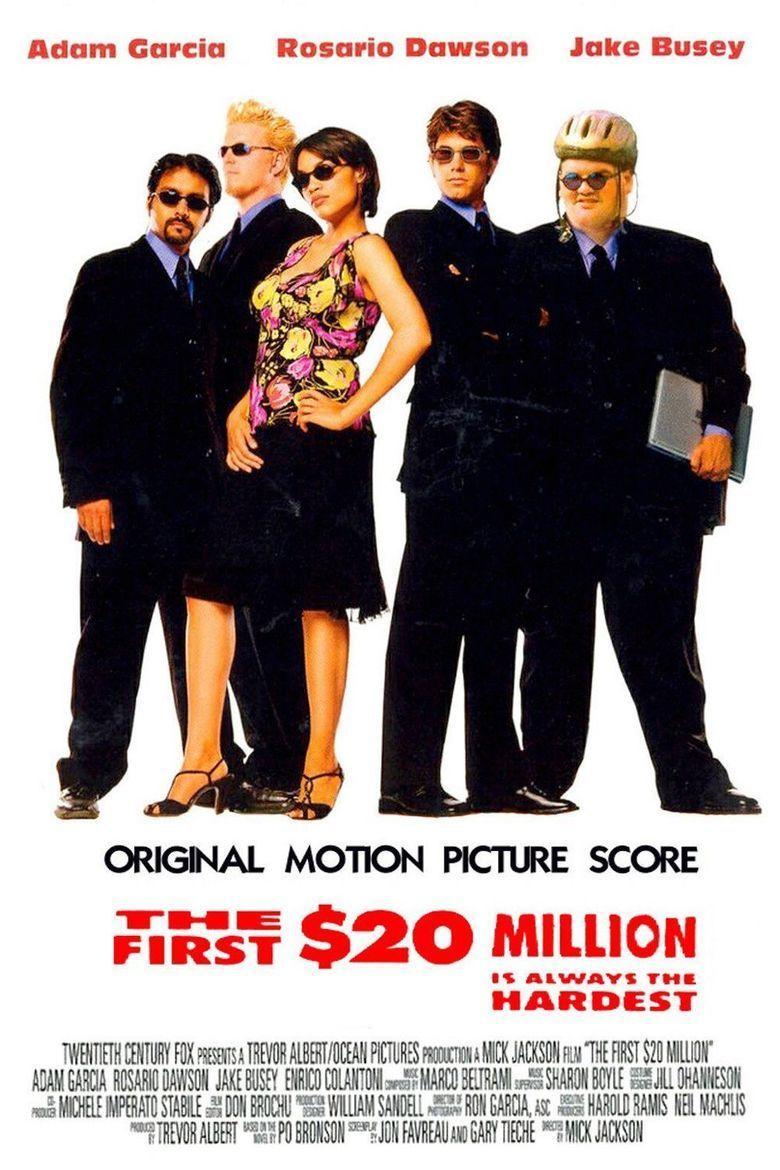 The First $20 Million Is Always the Hardest movie poster