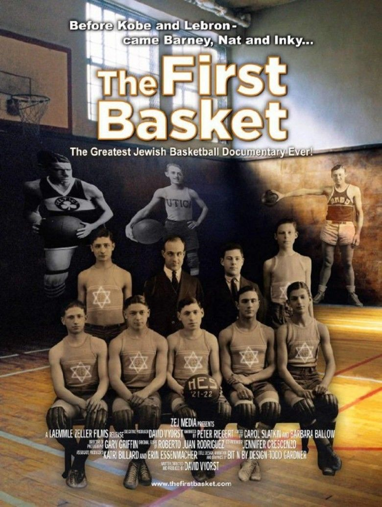The First Basket movie poster