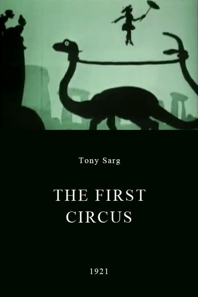 The First Circus movie poster