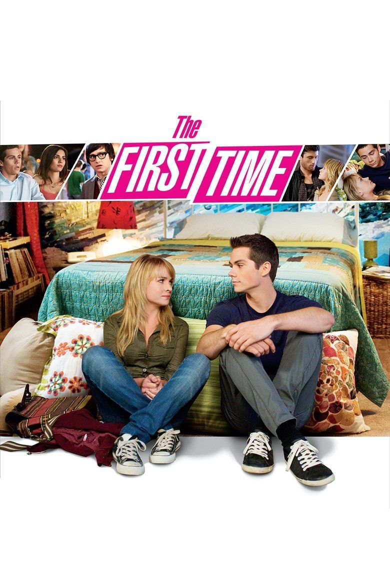 The First Time (2012 American film) movie poster