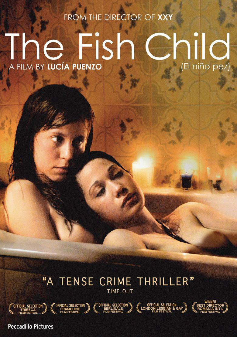 The Fish Child movie poster