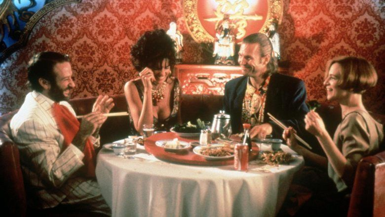 The Fisher King movie scenes