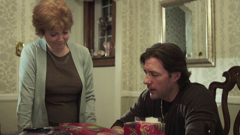 The Fitzgerald Family Christmas movie scenes