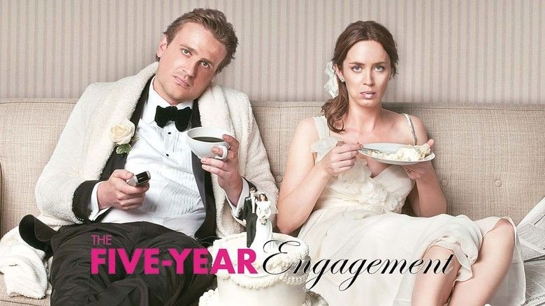 The Five Year Engagement movie scenes