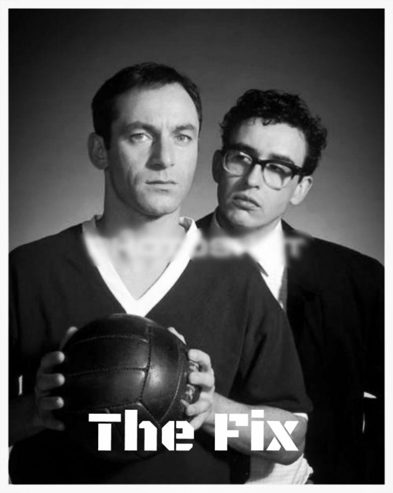 The Fix (1997 film) movie poster