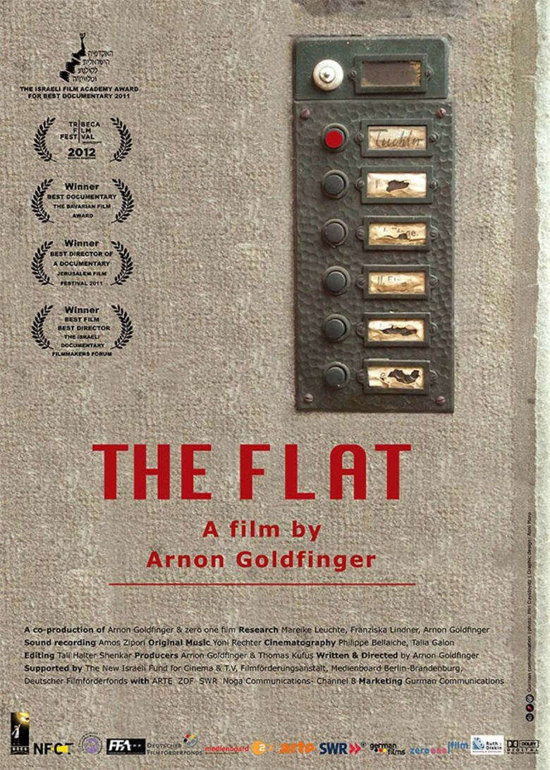 The Flat (2011 film) movie poster