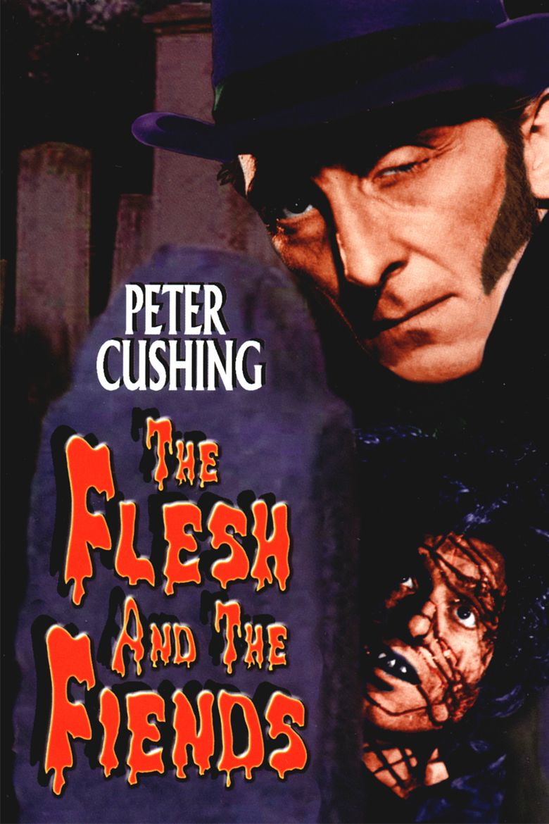 The Flesh and the Fiends movie poster