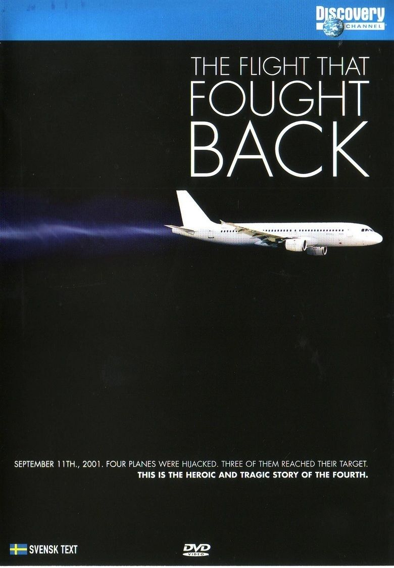 The Flight That Fought Back movie poster