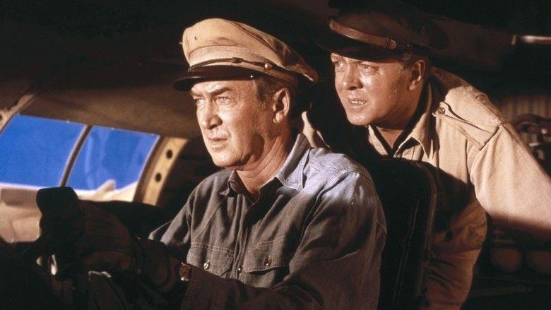 The Flight of the Phoenix (1965 film) movie scenes