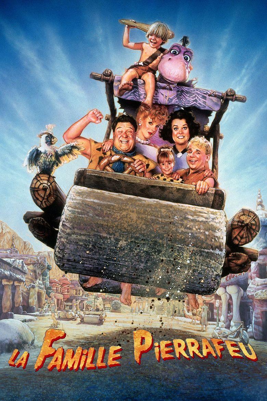 The Flintstones (film) movie poster