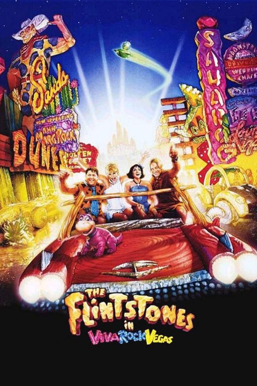 The Flintstones in Viva Rock Vegas movie poster