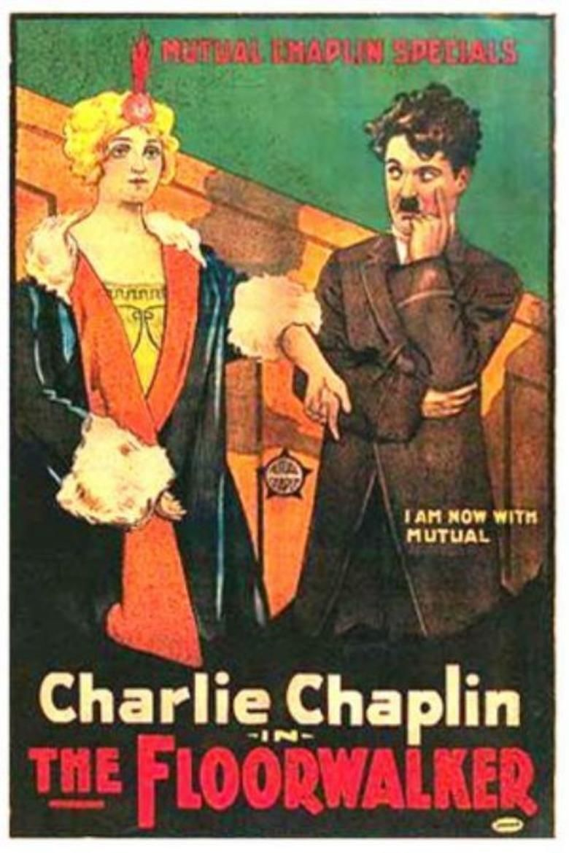 The Floorwalker movie poster