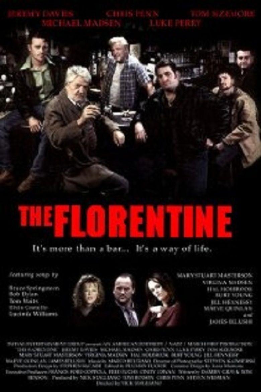 The Florentine movie poster