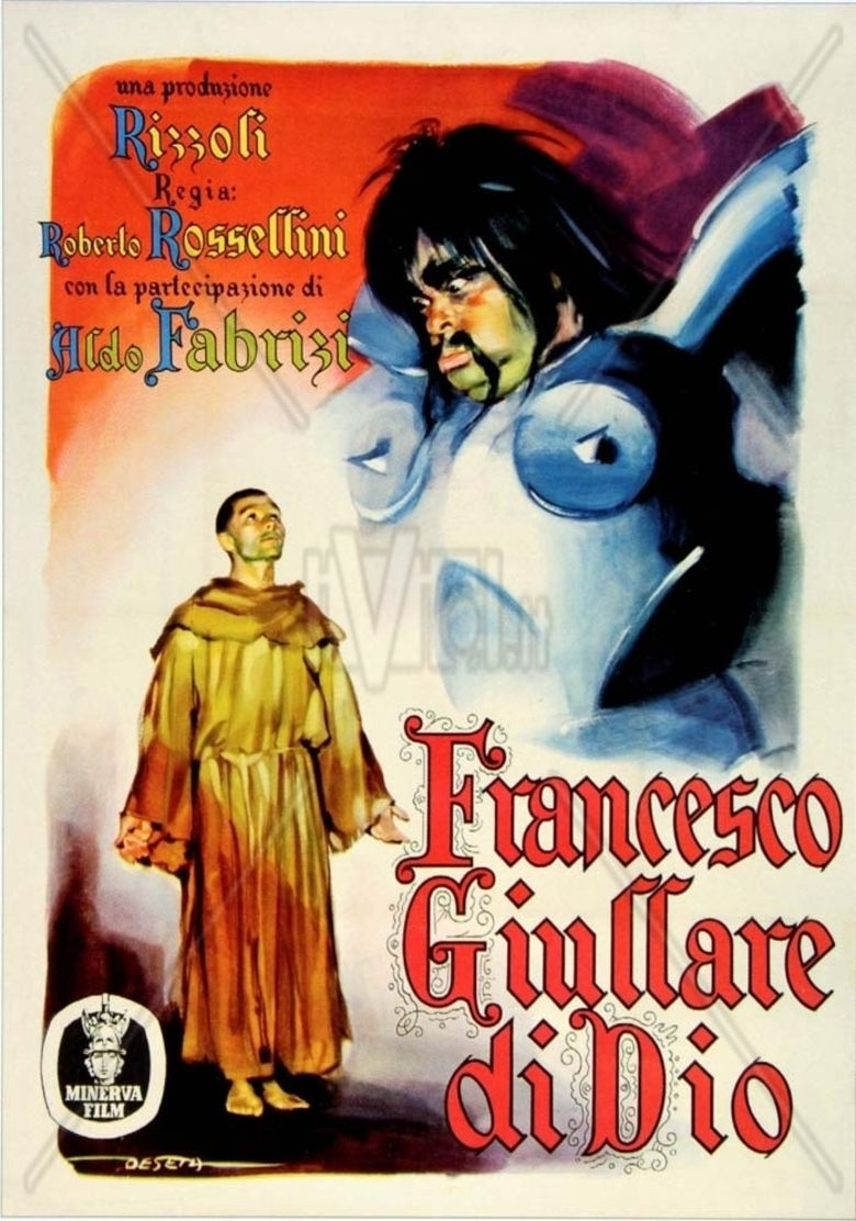The Flowers of St Francis movie poster