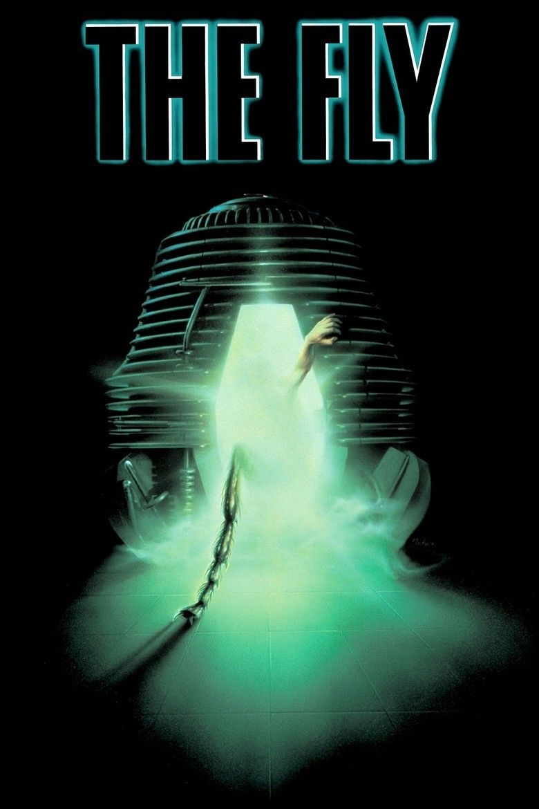 The Fly (1986 film) movie poster