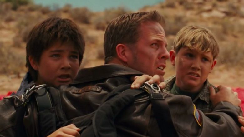 The Flyboys (film) movie scenes