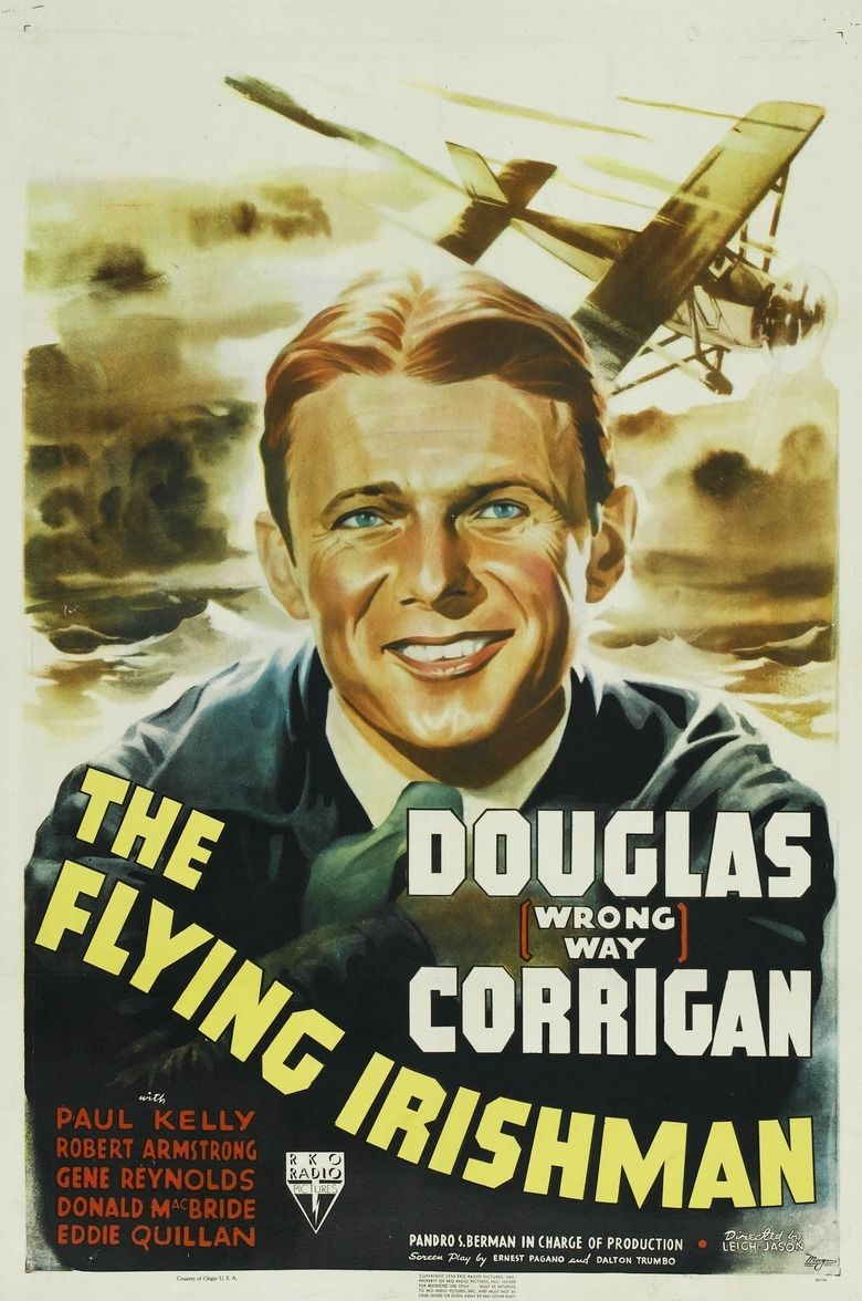 The Flying Irishman movie poster