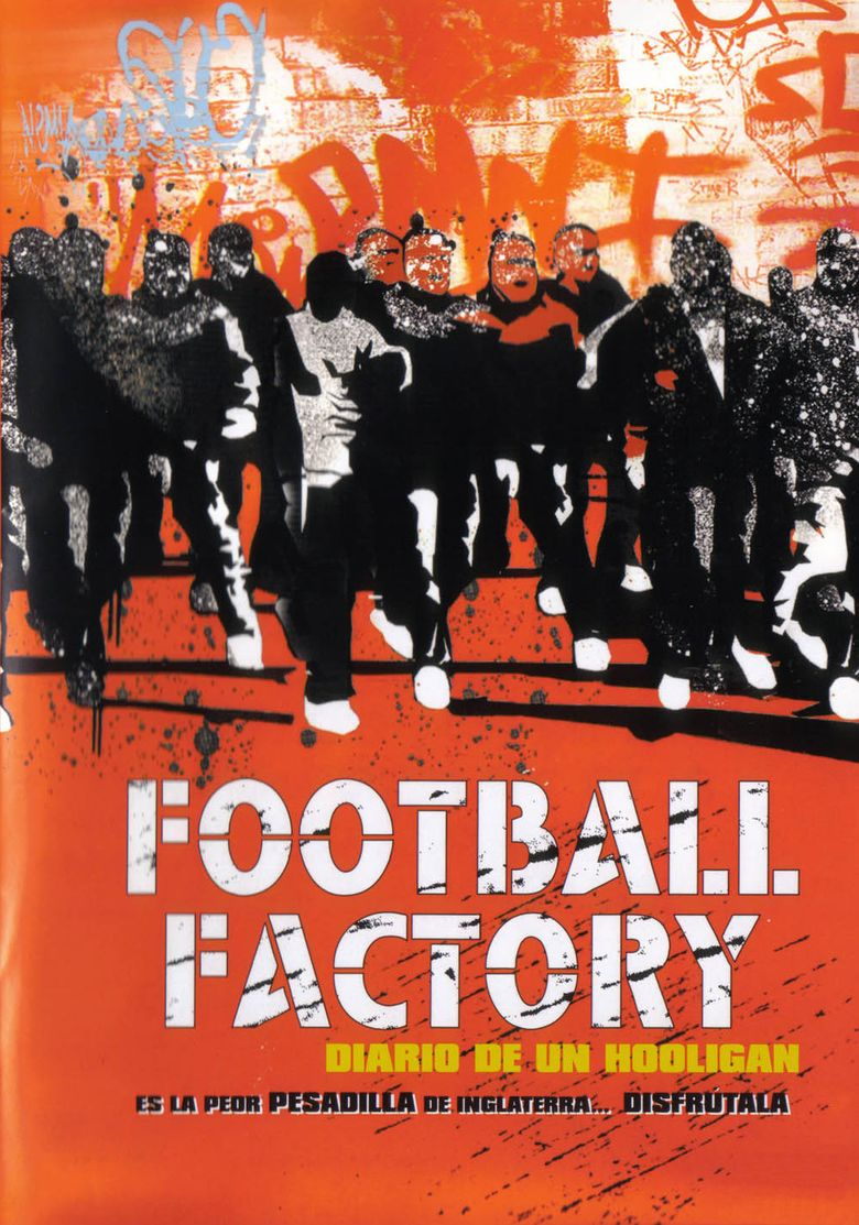 The Football Factory (film) movie poster
