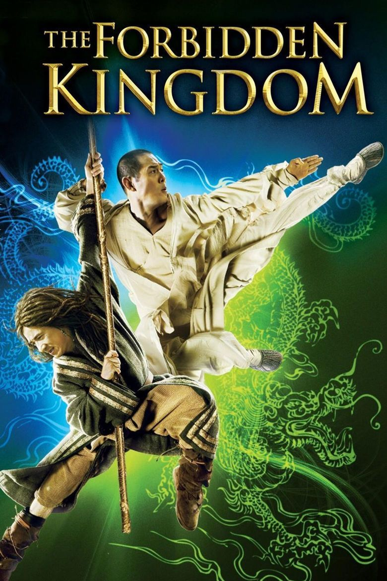 The Forbidden Kingdom movie poster