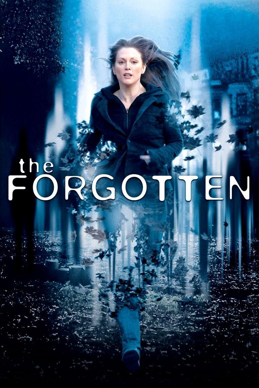 The Forgotten (2004 film) movie poster