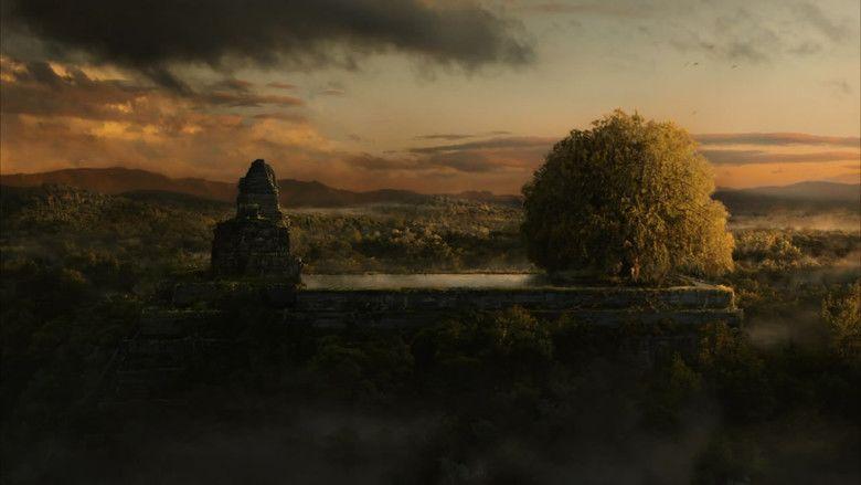 The Fountain movie scenes