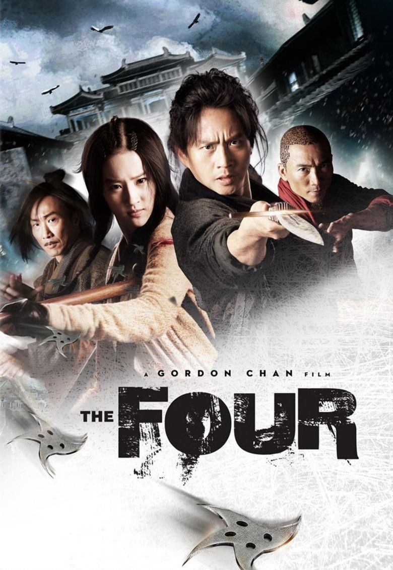 The Four (film) movie poster