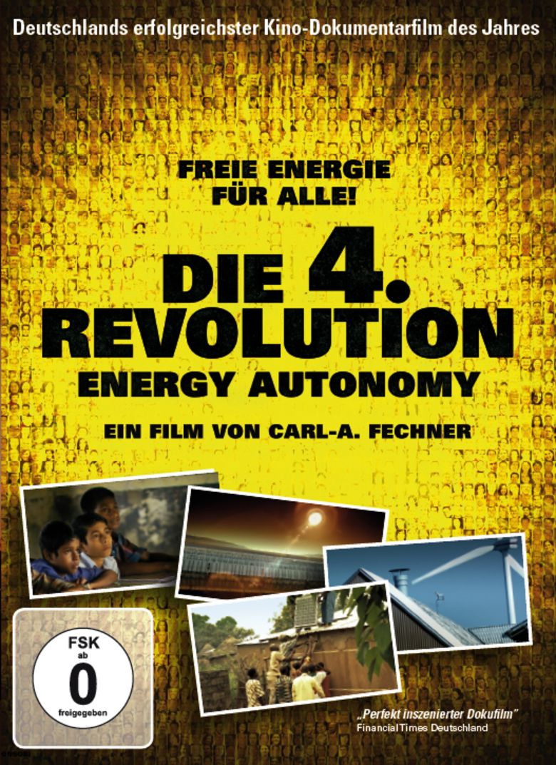 The Fourth Revolution: Energy movie poster