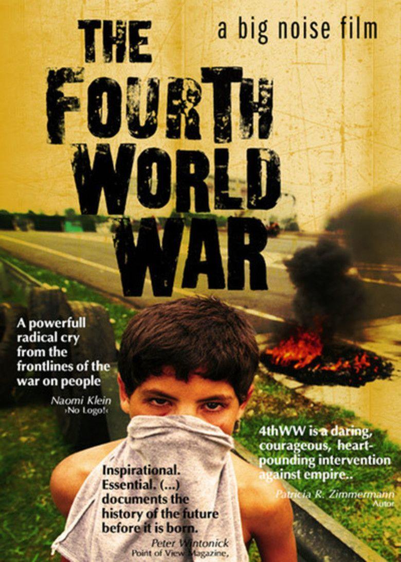 The Fourth World War movie poster