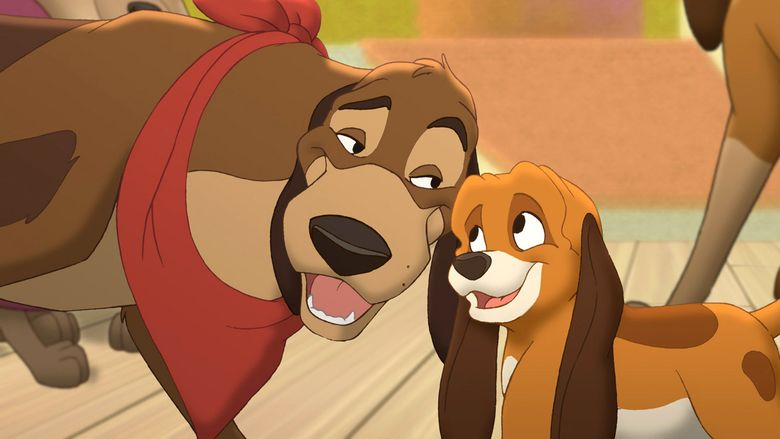 The Fox and the Hound 2 movie scenes