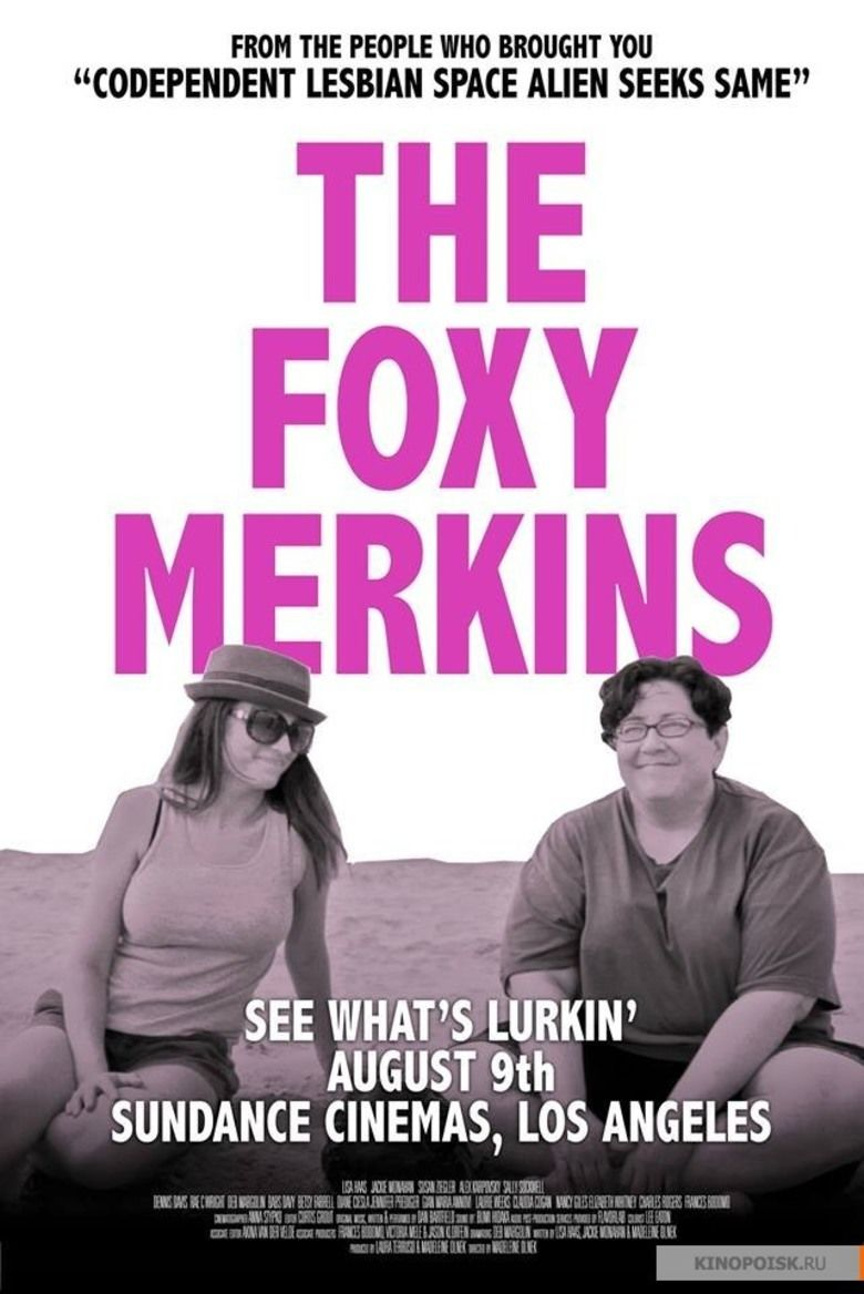 The Foxy Merkins movie poster