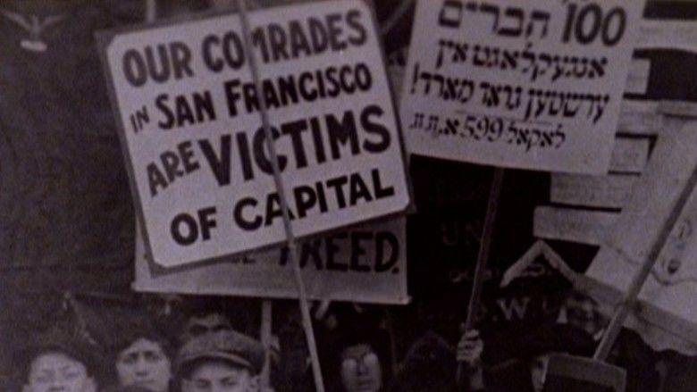 The Free Voice of Labor movie scenes