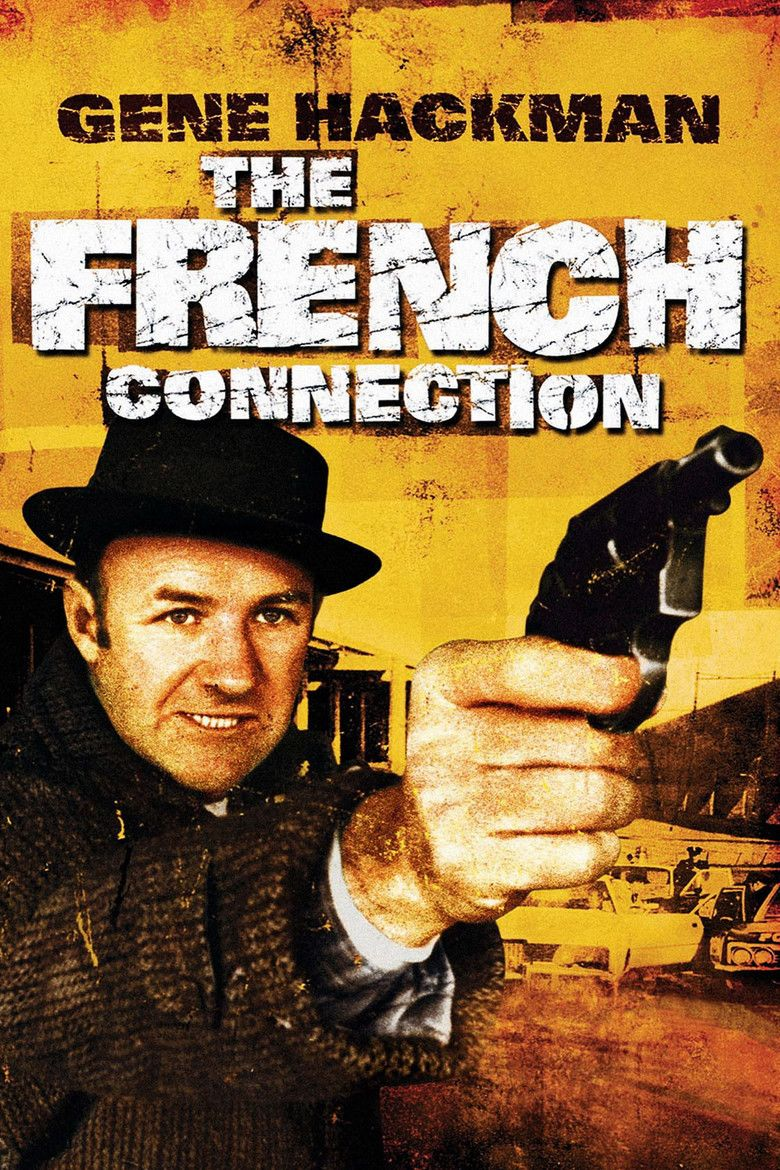 The French Connection (film) movie poster
