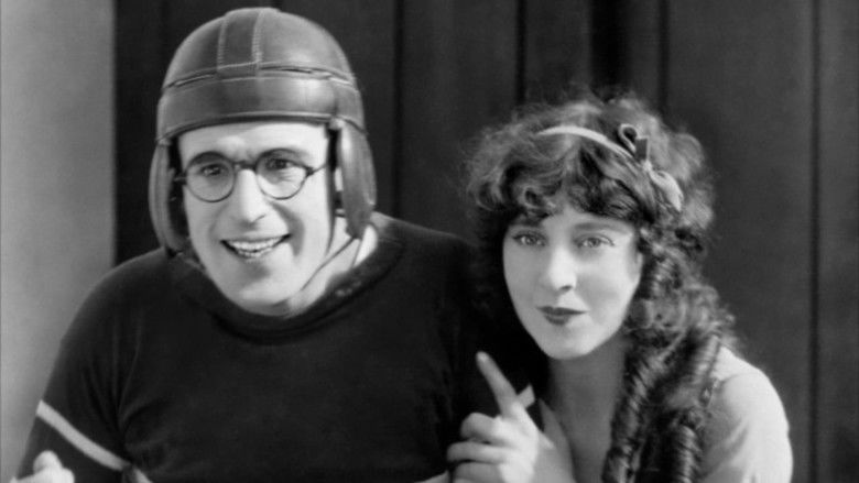 The Freshman (1925 film) movie scenes