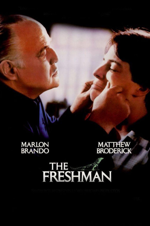 The Freshman (1990 film) movie poster