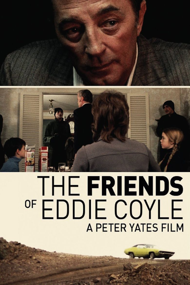 The Friends of Eddie Coyle movie poster