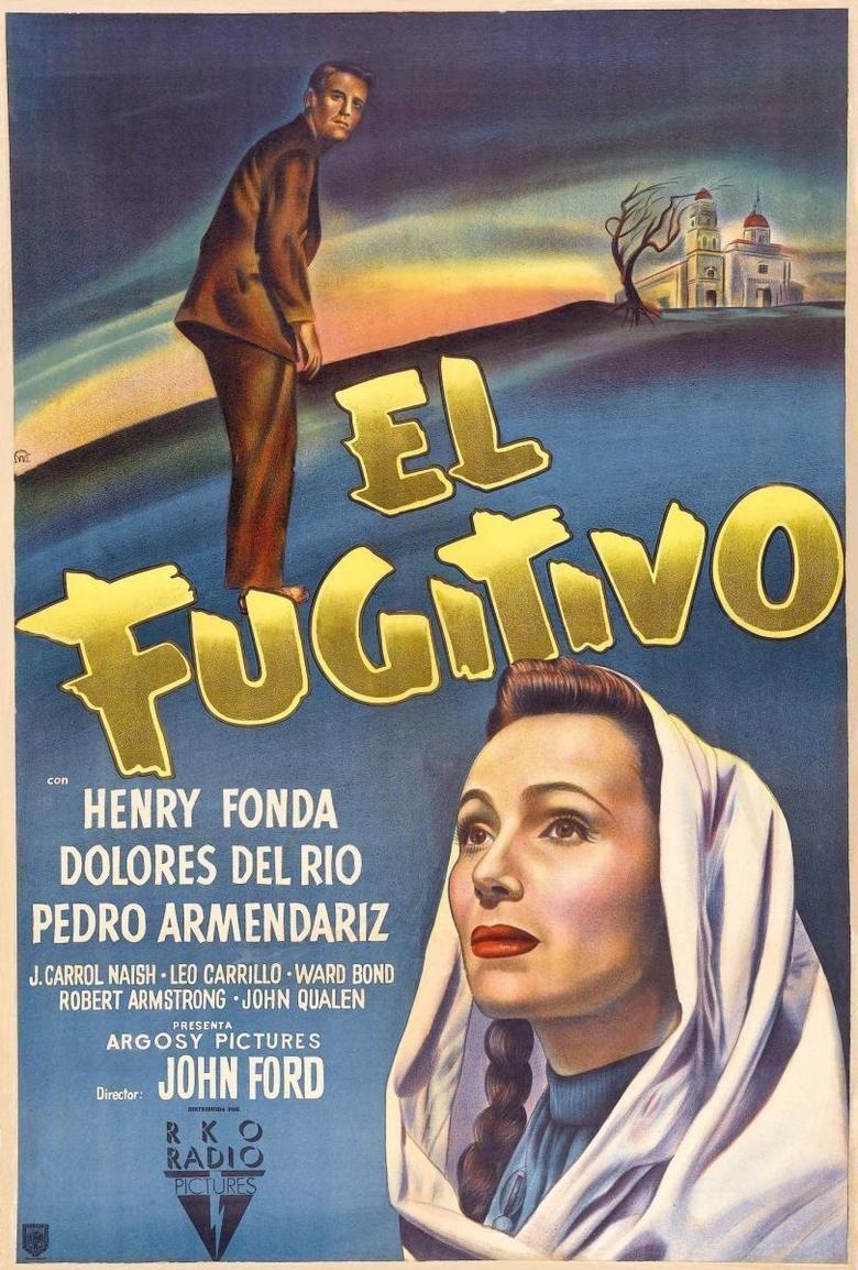 The Fugitive (1947 film) movie poster