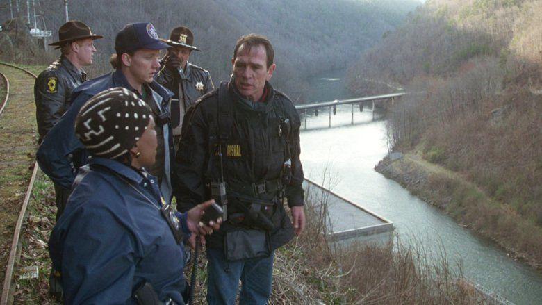 The Fugitive (1993 film) movie scenes
