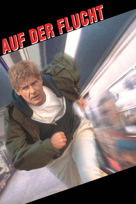 The Fugitive (1993 film) movie poster