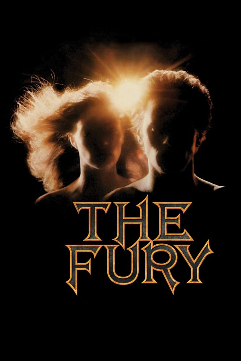 The Fury (1978 film) movie poster