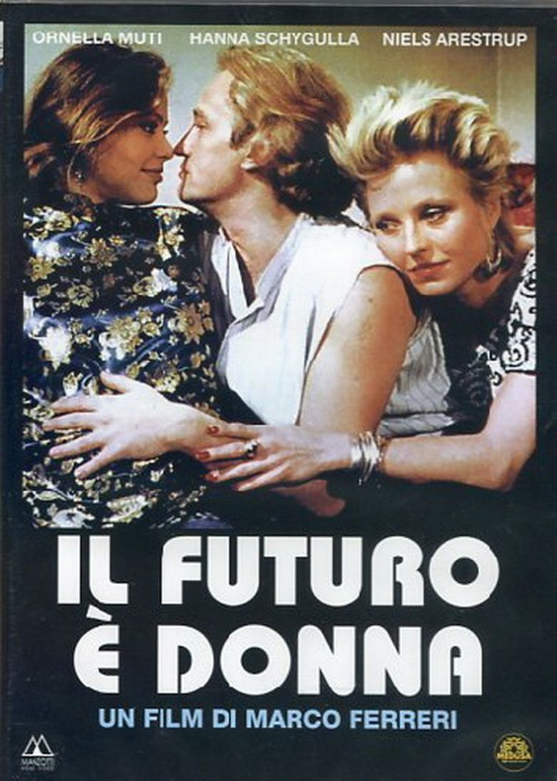The Future Is Woman movie poster