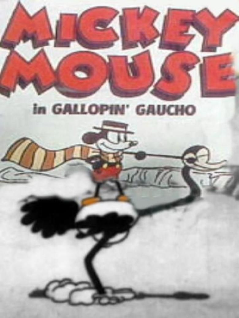 The Gallopin Gaucho movie poster