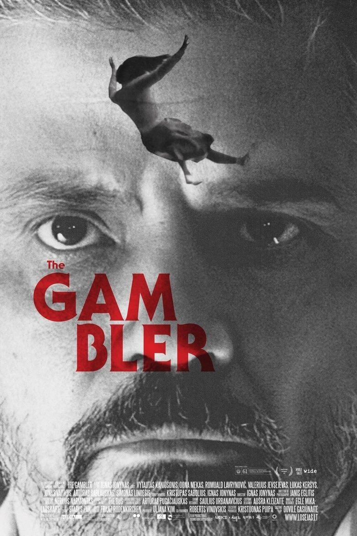 The Gambler (2013 film) movie poster