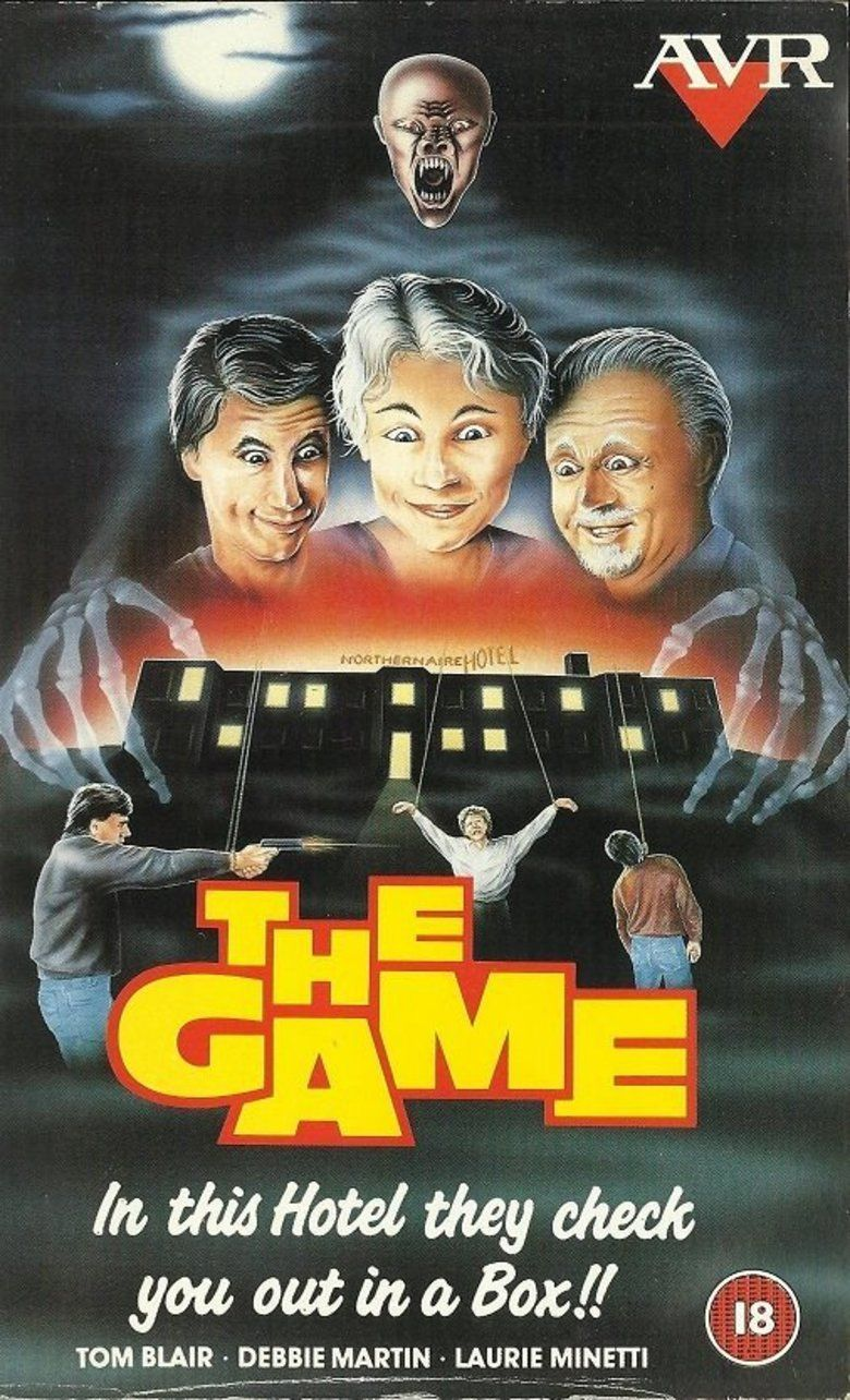The Game (1984 film) movie poster