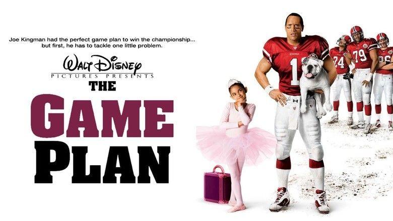 The Game Plan (film) - Alchetron, The Free Social Encyclopedia
