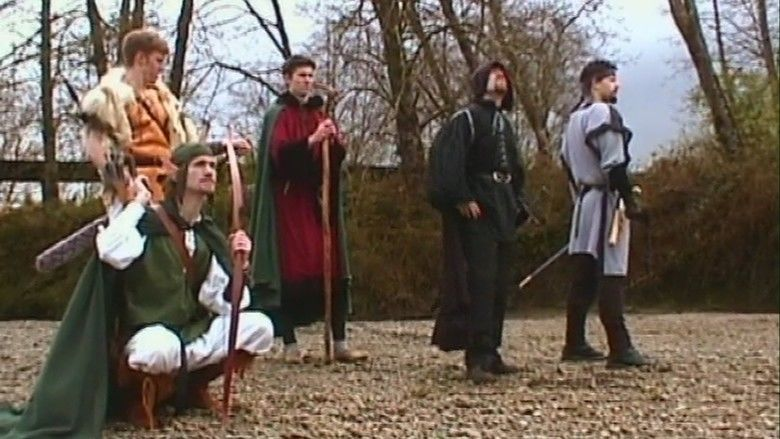 The Gamers (film) movie scenes