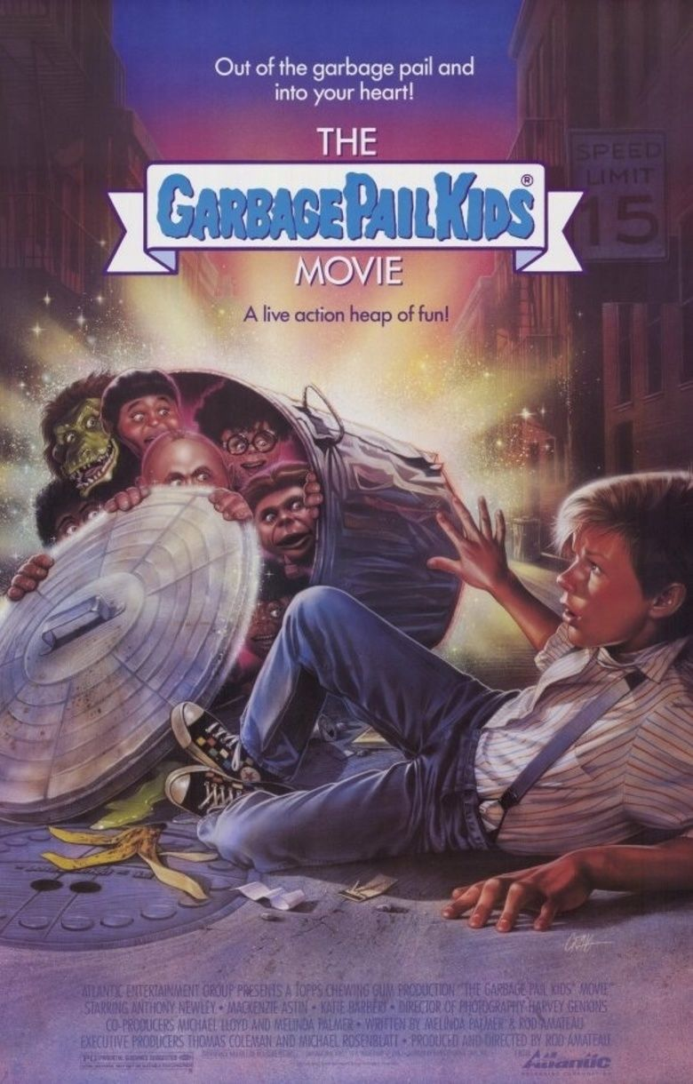 The Garbage Pail Kids Movie movie poster