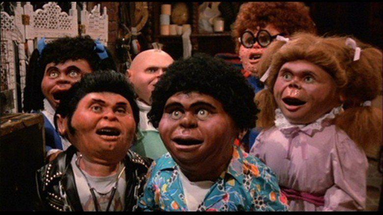 The Garbage Pail Kids Movie movie scenes