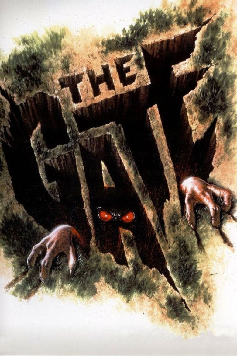 The Gate (1987 film) movie poster