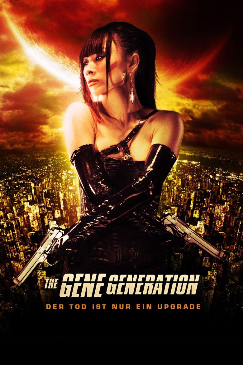 The Gene Generation movie poster