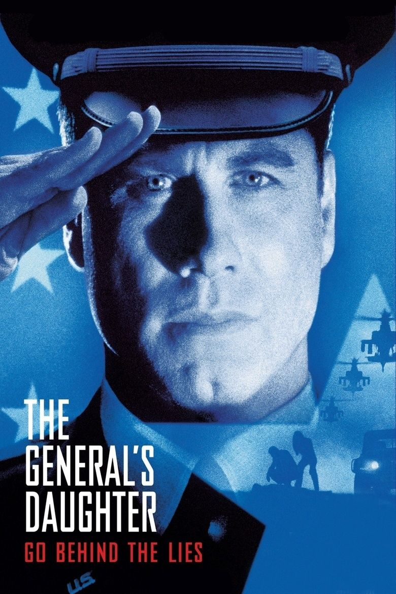 The Generals Daughter (film) movie poster